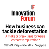 Sustainable Brands' Innovation Forum Singapore