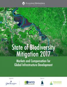 State of Biodiversity Mitigation