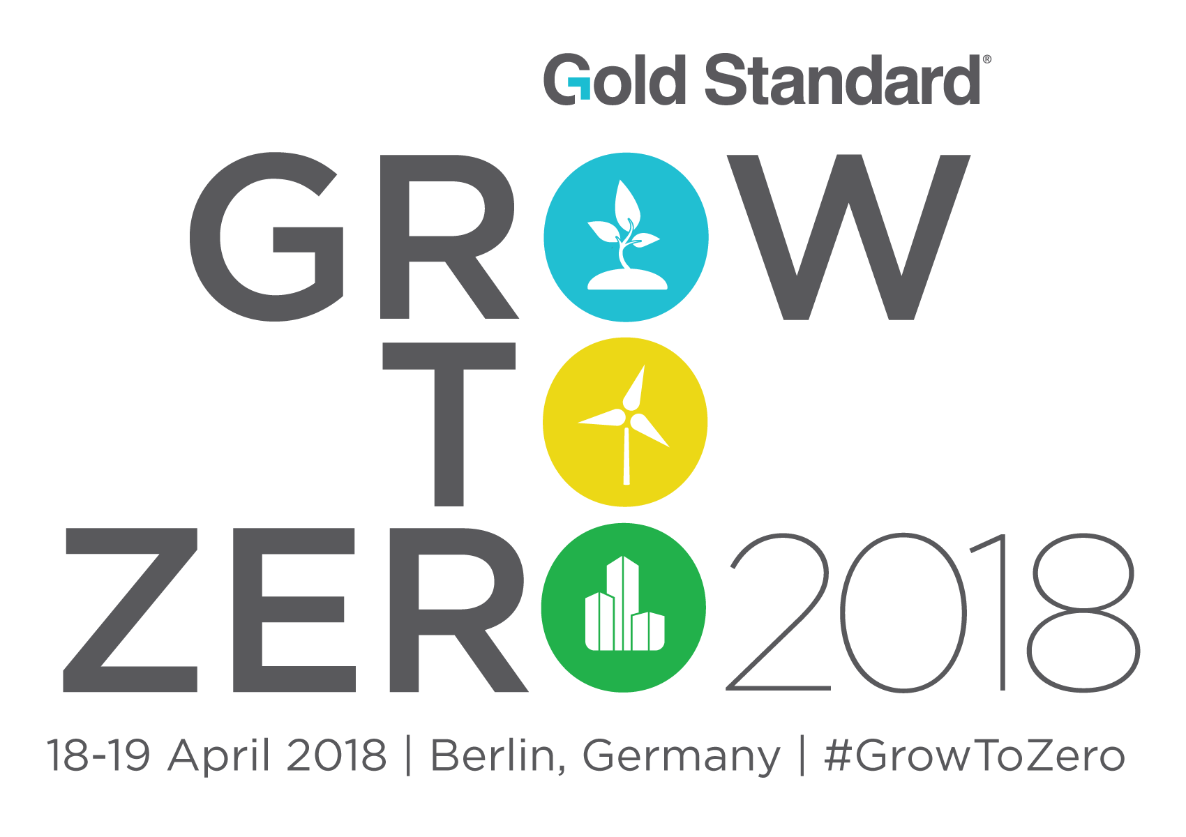 Gold Standard Grow to Zero conference!